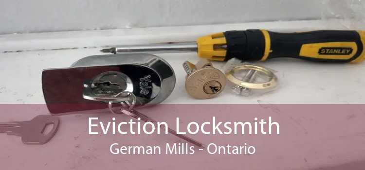 Eviction Locksmith German Mills - Ontario