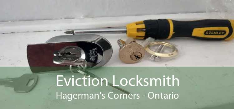 Eviction Locksmith Hagerman's Corners - Ontario