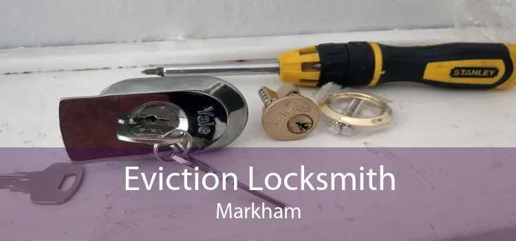 Eviction Locksmith Markham