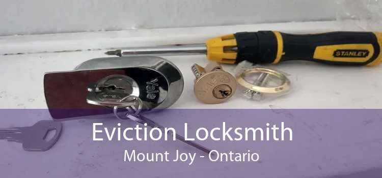 Eviction Locksmith Mount Joy - Ontario