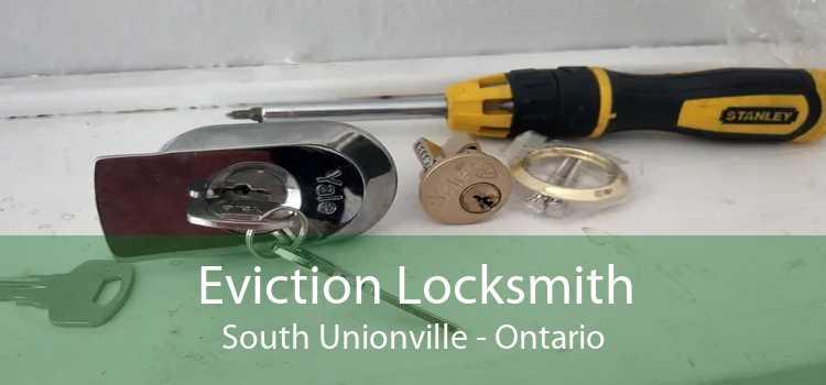 Eviction Locksmith South Unionville - Ontario