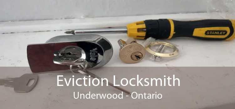 Eviction Locksmith Underwood - Ontario