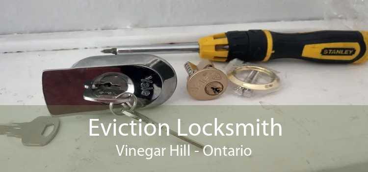 Eviction Locksmith Vinegar Hill - Ontario