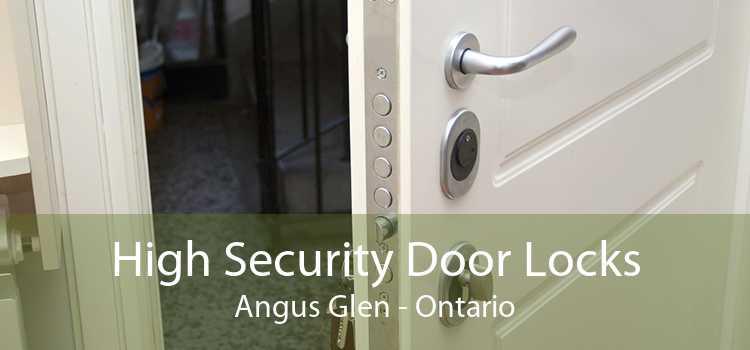 High Security Door Locks Angus Glen - Ontario