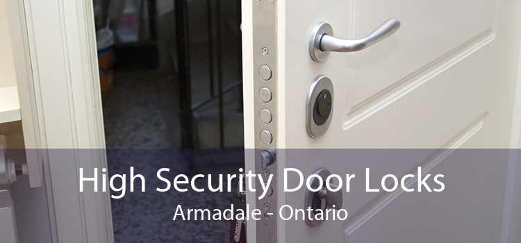 High Security Door Locks Armadale - Ontario