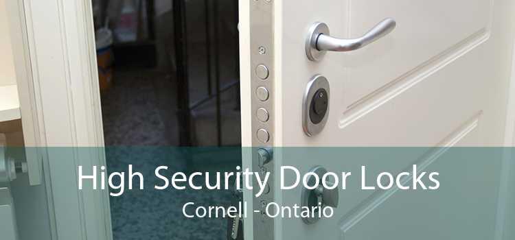 High Security Door Locks Cornell - Ontario