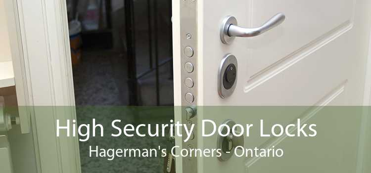 High Security Door Locks Hagerman's Corners - Ontario