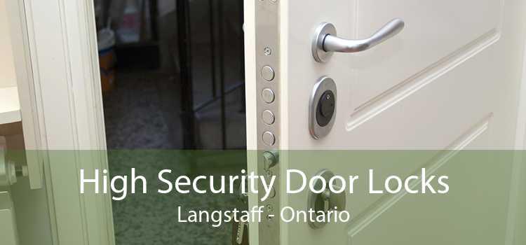 High Security Door Locks Langstaff - Ontario