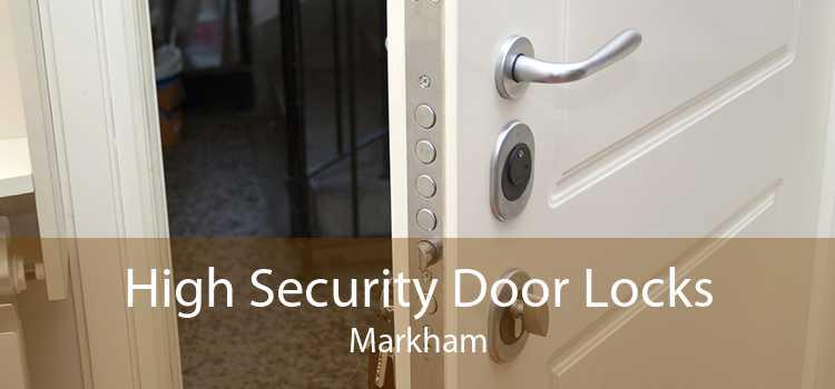 High Security Door Locks Markham