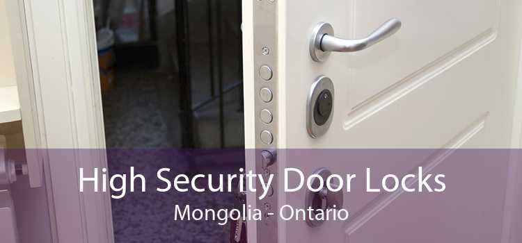 High Security Door Locks Mongolia - Ontario