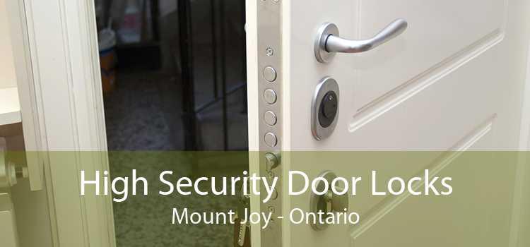 High Security Door Locks Mount Joy - Ontario