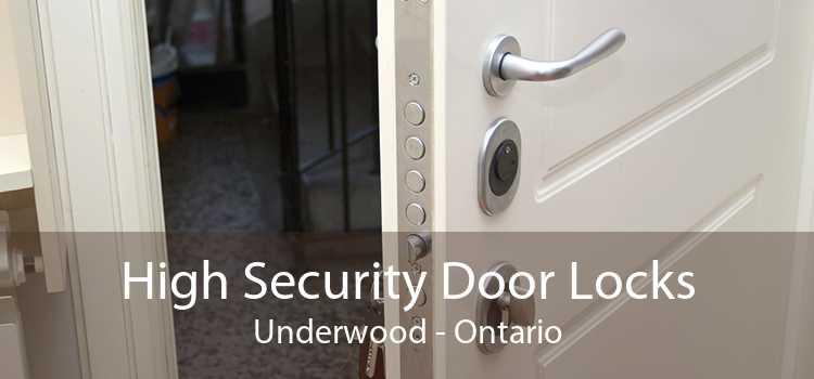 High Security Door Locks Underwood - Ontario