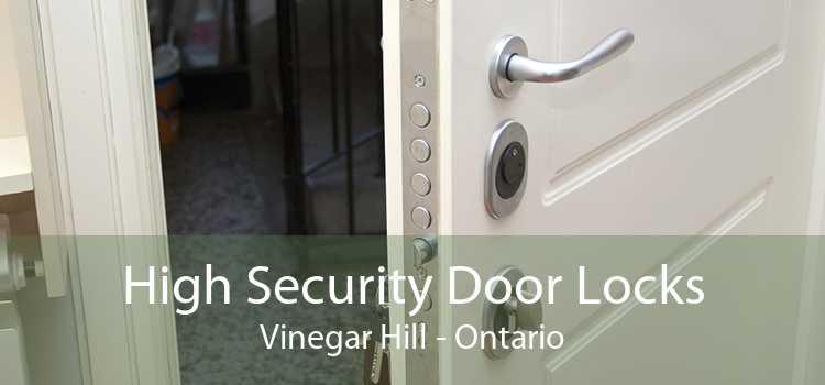 High Security Door Locks Vinegar Hill - Ontario