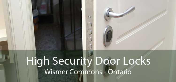 High Security Door Locks Wismer Commons - Ontario