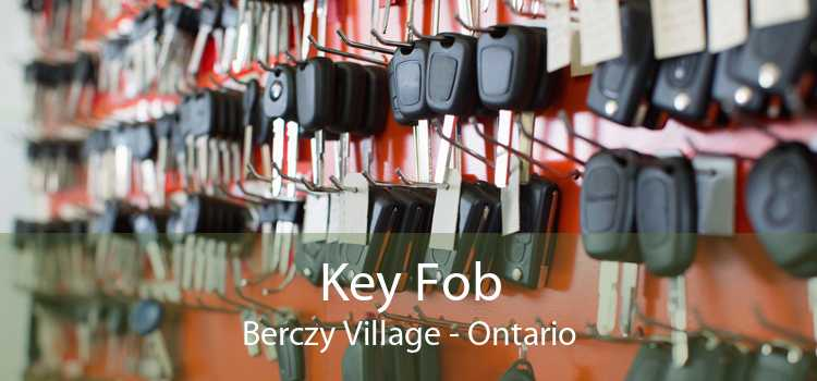 Key Fob Berczy Village - Ontario