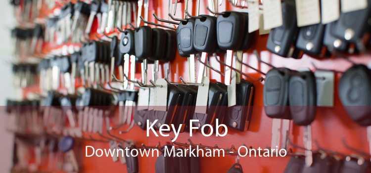 Key Fob Downtown Markham - Ontario