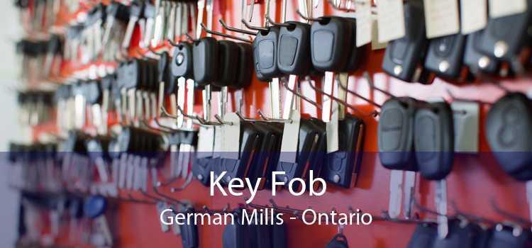 Key Fob German Mills - Ontario