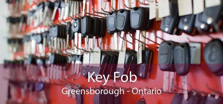 Key Fob Greensborough - Ontario