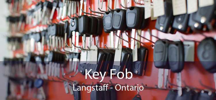 Key Fob Langstaff - Ontario