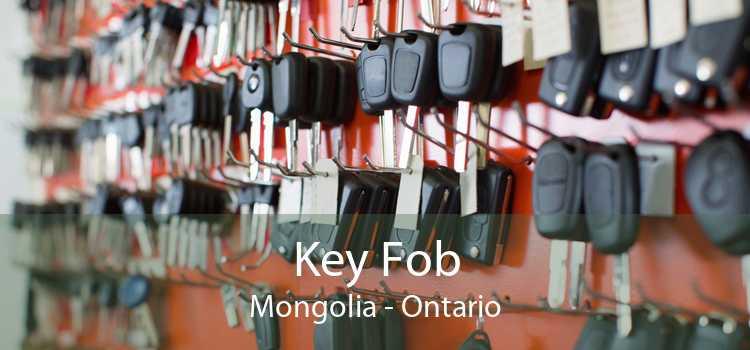 Key Fob Mongolia - Ontario