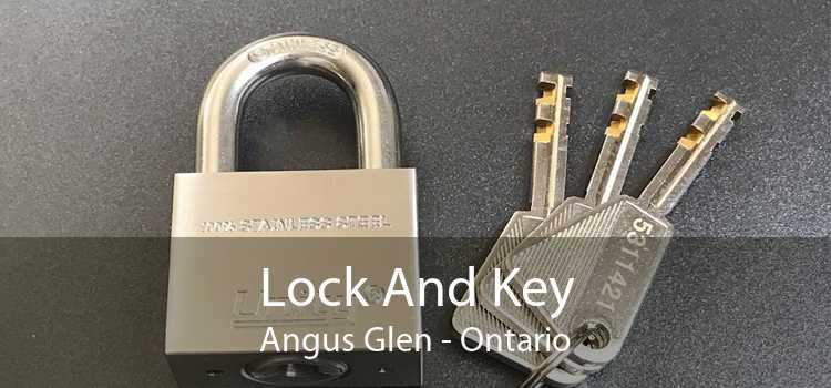 Lock And Key Angus Glen - Ontario