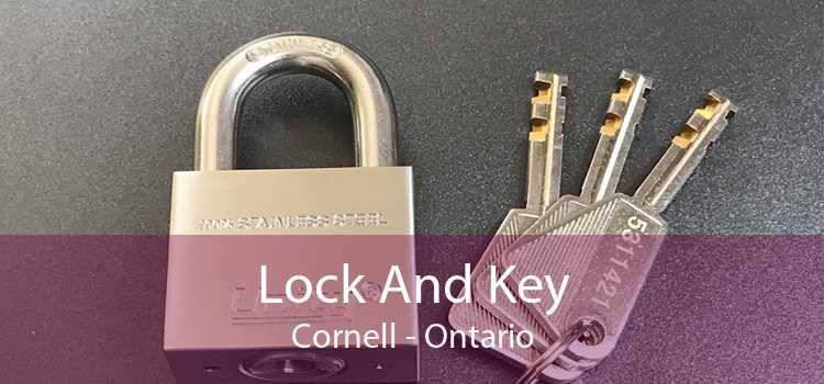 Lock And Key Cornell - Ontario