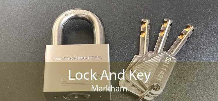 Lock And Key Markham