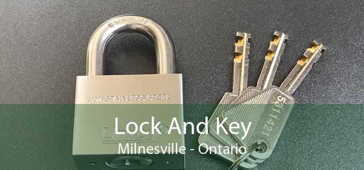 Lock And Key Milnesville - Ontario