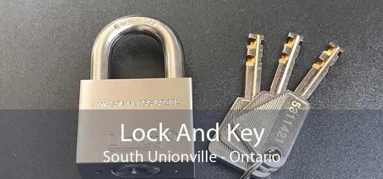 Lock And Key South Unionville - Ontario