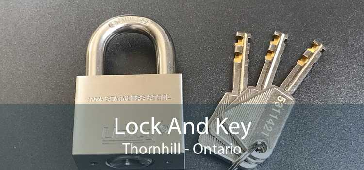 Lock And Key Thornhill - Ontario