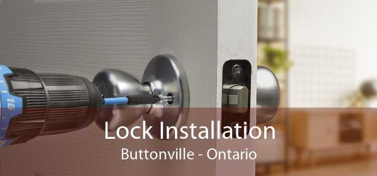 Lock Installation Buttonville - Ontario