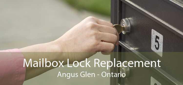 Mailbox Lock Replacement Angus Glen - Ontario