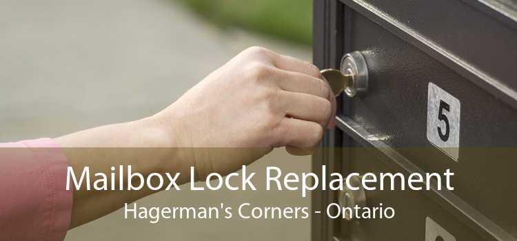 Mailbox Lock Replacement Hagerman's Corners - Ontario