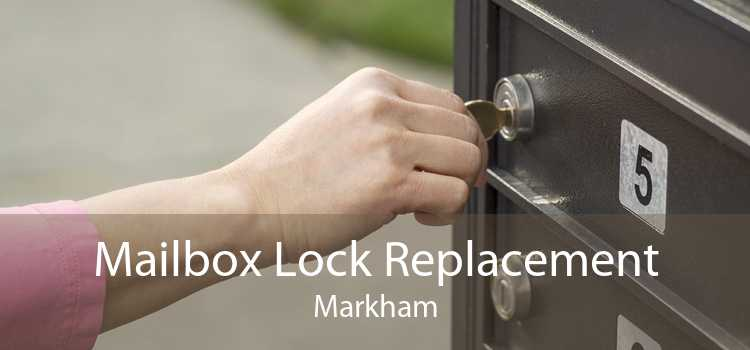 Mailbox Lock Replacement Markham