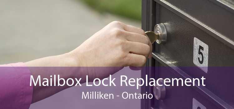 Mailbox Lock Replacement Milliken - Ontario
