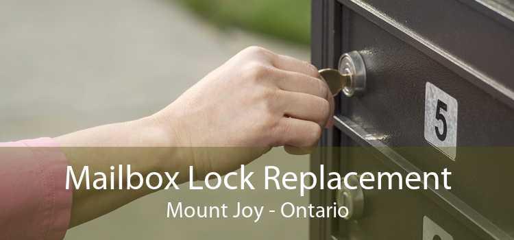 Mailbox Lock Replacement Mount Joy - Ontario