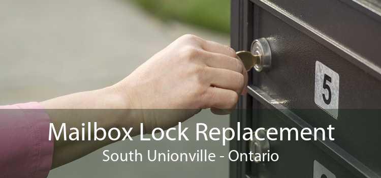 Mailbox Lock Replacement South Unionville - Ontario