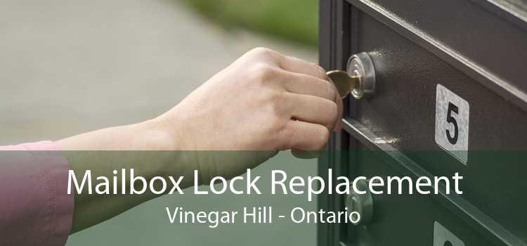 Mailbox Lock Replacement Vinegar Hill - Ontario