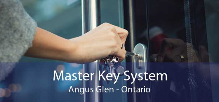 Master Key System Angus Glen - Ontario