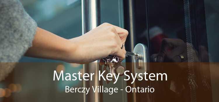 Master Key System Berczy Village - Ontario