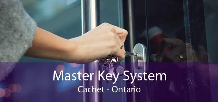 Master Key System Cachet - Ontario