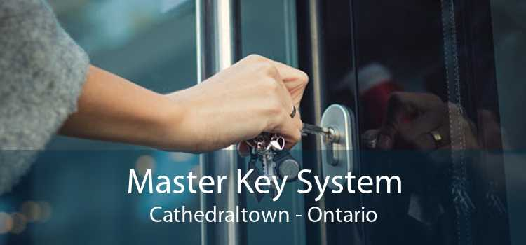 Master Key System Cathedraltown - Ontario
