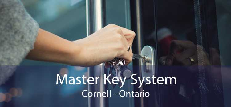 Master Key System Cornell - Ontario