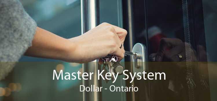 Master Key System Dollar - Ontario