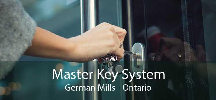 Master Key System German Mills - Ontario