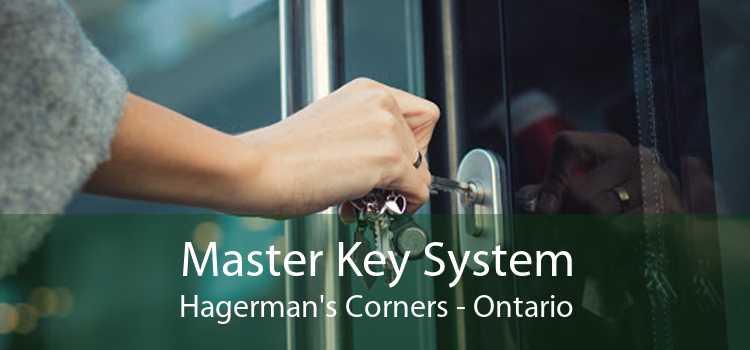 Master Key System Hagerman's Corners - Ontario