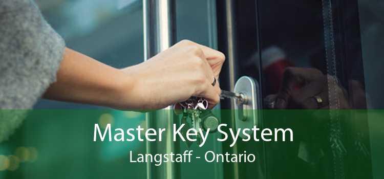 Master Key System Langstaff - Ontario