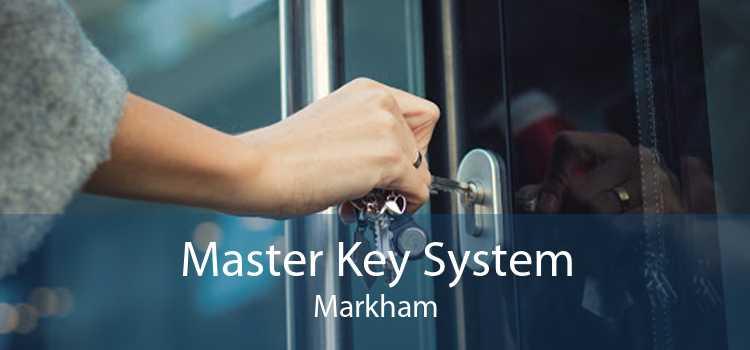Master Key System Markham