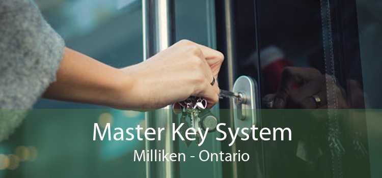Master Key System Milliken - Ontario
