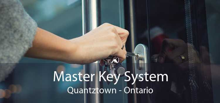 Master Key System Quantztown - Ontario